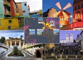 World's Hottest Tourist Attractions & Top 10 Most Photographed Destinations