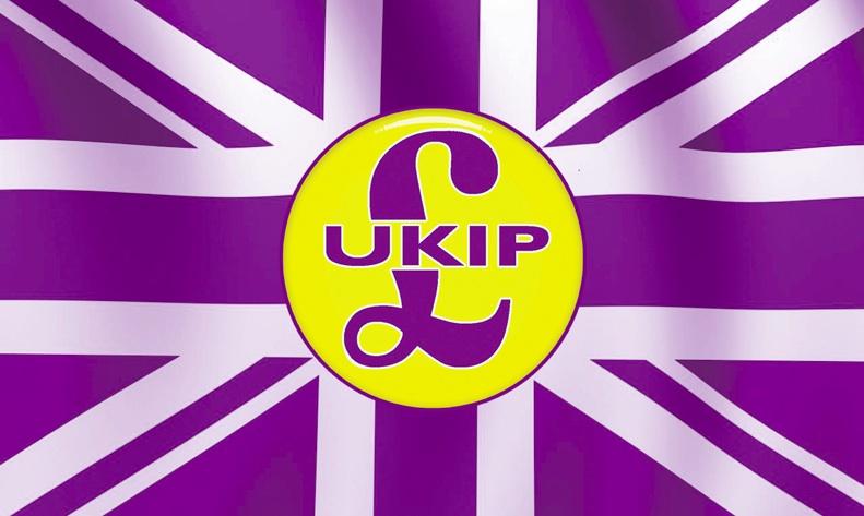 KWN - UKIP flag image