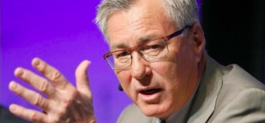 Billionaire Eric Sprott Says Stock Market Will Crash, Not Gold