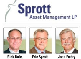 Sprott Asset Management LP