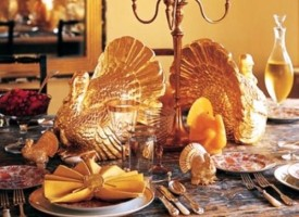 Happy Thanksgiving & Why Gold & Silver Set For Historic Turn