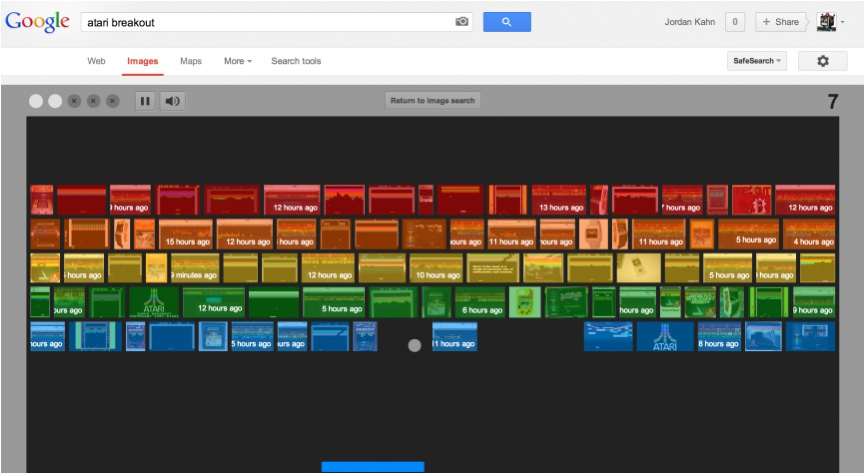 KWN : TR - 1. The Google search bar can be used as more than just a means of conducting searches