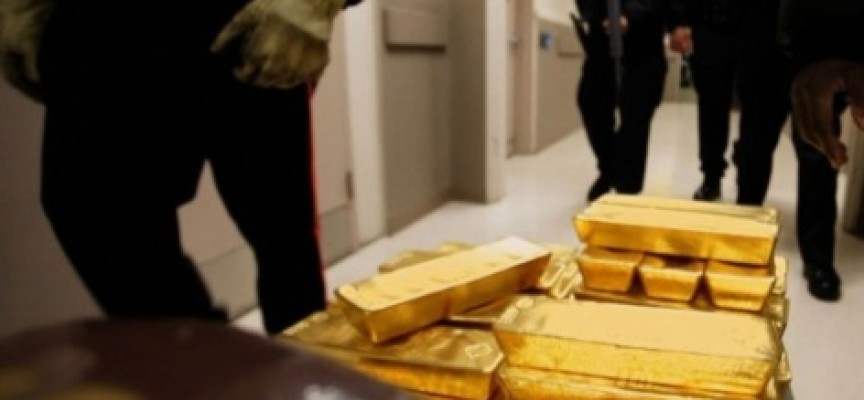 Entities Owning Paper Gold Are Now Getting Very Nervous
