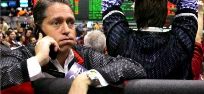 Another Brutal Takedown In The Gold Market As Western Central Banks' Psychological Warfare Intensifies