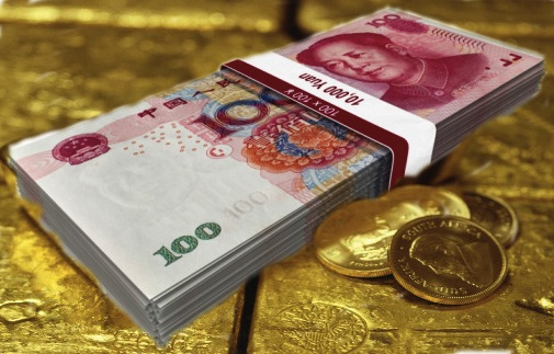 King World News - China gold backed yuan