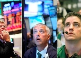 Wild Trading In Global Markets Reveals Dangerous Trend