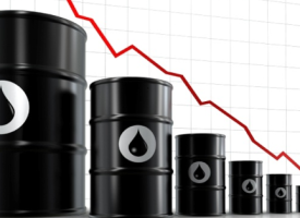 3 Shocking Charts Showing the Massive Collapse In Oil & What's Next