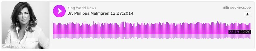KWN - Dr. Philippa Malmgren - MP3