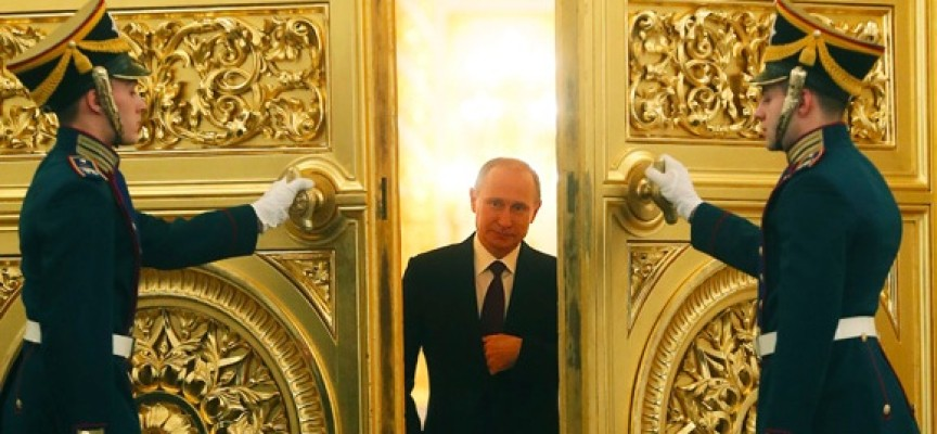 All Hell Is Breaking Loose In Russia