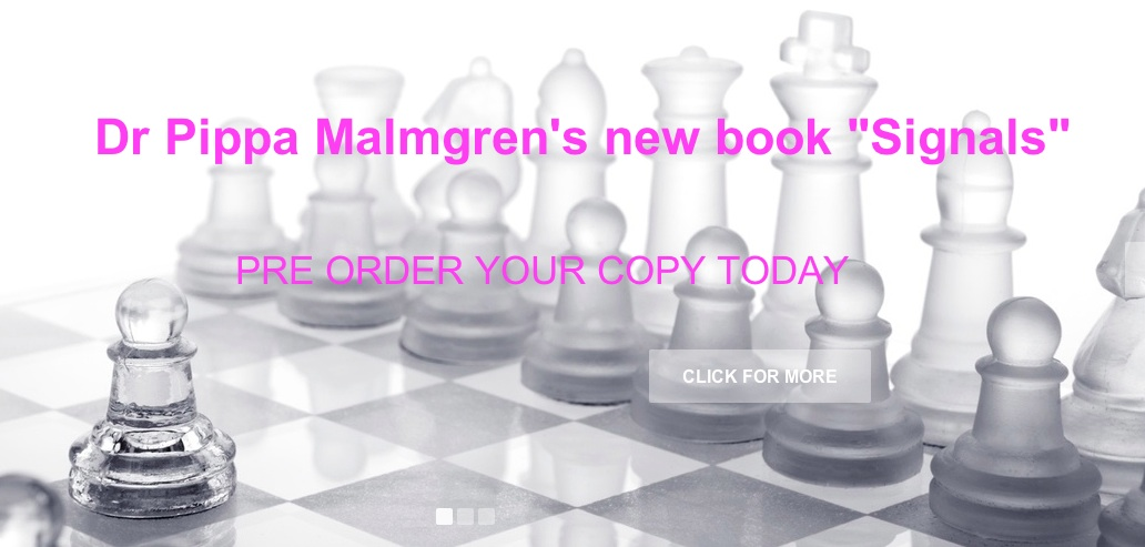 King World News - Dr. Pippa Malmgren's new book SIGNALS