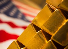 Gold Hemorrhaging Out Of U.S. Fed's Vault As ECB Set To Expand Monetary And Market Interventions