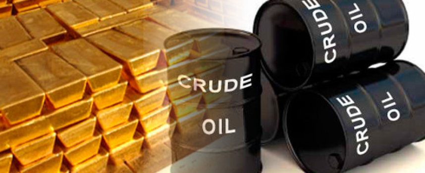 Absolutely Shocking Developments In Crude Oil, CRB Index And What This Means For Gold And Silver