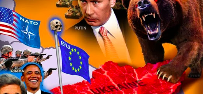 The Terrifying Reality Of Western Aggression Against Russia