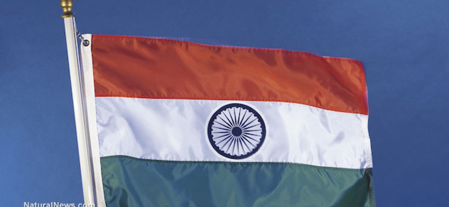 Indian Flag With Different Views: Indian Views On Health As Organic