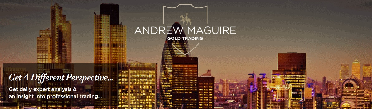 King World News - Andrew Maguire Gold Trading - 5