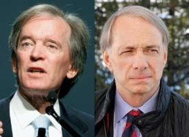 Bill Gross & Ray Dalio – Disaster Will Strike In 2015
