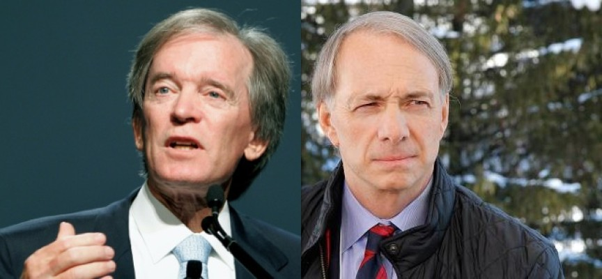 Bill Gross & Ray Dalio – Disaster Will Strike In 2015