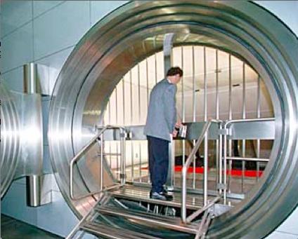 King-World-News-Empty Bank Vault