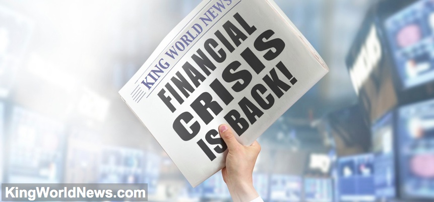 King World News - Theft Of Greek Bank Deposits To Send Shockwaves Around The World!