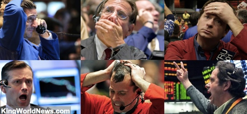 Gerald Celente Just Predicted A Global Stock Market Crash And Gave The Exact Time Frame
