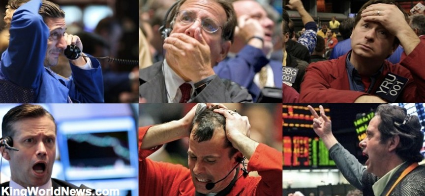 ALERT: One Shock After Another Will Create The Biggest Collapse Ever In World Financial Markets In 2017