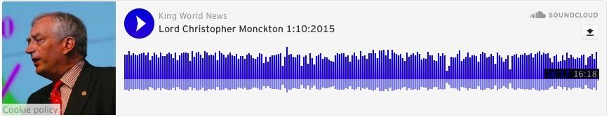 King World News - Lord Christopher Monckton - MP3