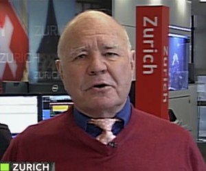 NEW: Marc Faber Warns Unprecedented Distortions In Global Markets – Buy Gold!