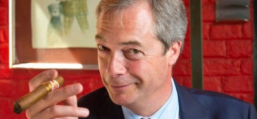 Nigel Farage On The Greatest Danger Facing The World Today And The War In Gold