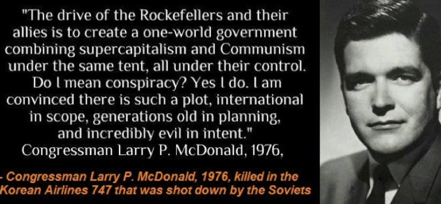 We Are Now Only Months Away From A Totalitarian One World Government