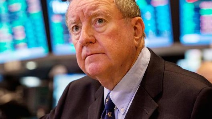 King World News - ALERT: Legend Art Cashin Just Issued A Dire Warning About Central Banks Buying Stocks And Interfering In Markets