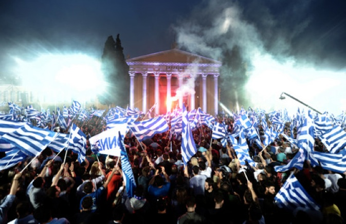 King World News - There Is No Deal…Riots & Chaos In Athens And Markets On Monday