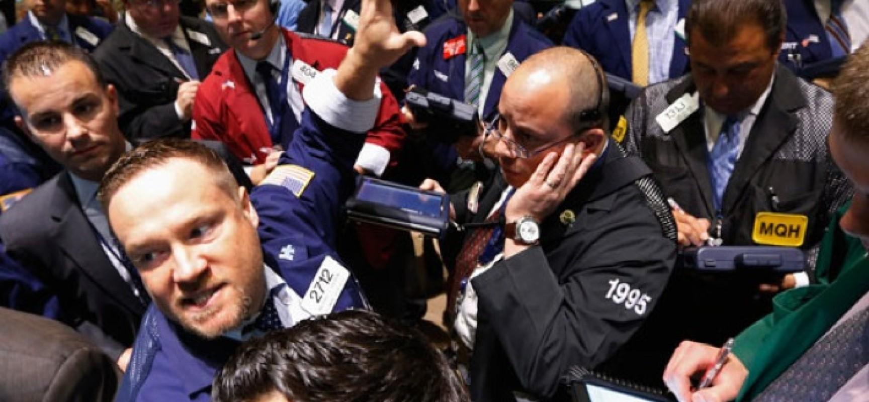 Chaos In Greece Triggers Major Turmoil In Global Markets