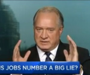"GALLUP CEO: I May ""Suddenly Disappear"" For Telling Truth About Unemployment Numbers…"