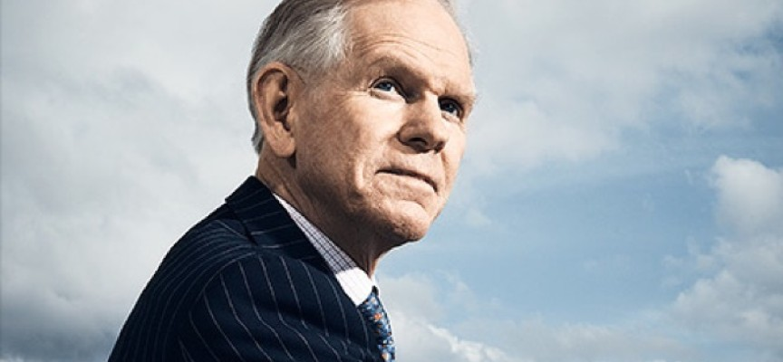 Legendary Jeremy Grantham Warns Nothing Like This Has Ever Been Experienced Before