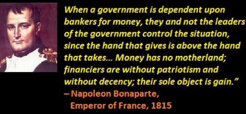 Historic Revolt Against Corrupt Western Banksters Now Underway