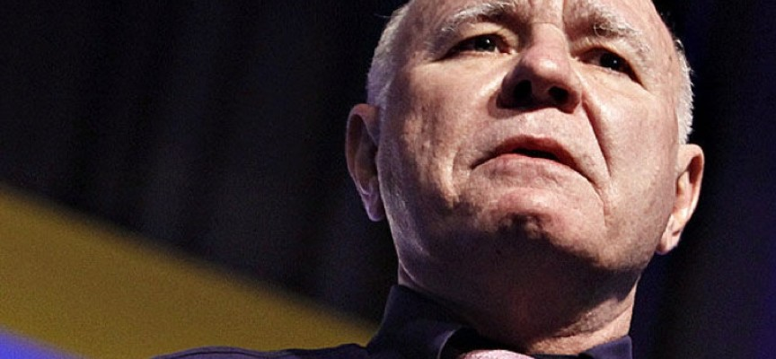 "Marc Faber Warns ""Frankenstein"" Global Financial System To Collapse"