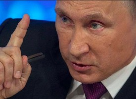 Why This War With Putin And The Markets Is Spectacularly Dangerous