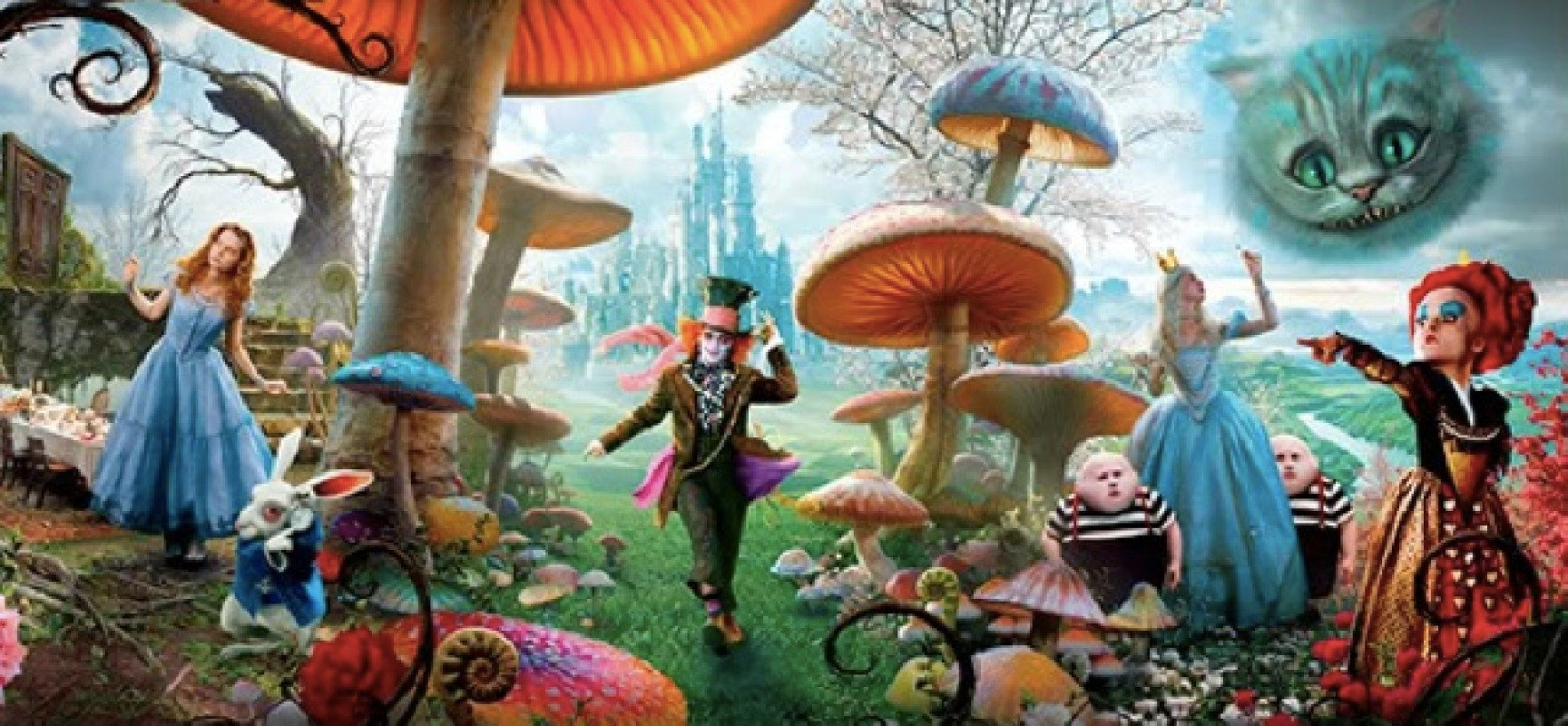 Living In Wonderland On The Road To Massive Worldwide Wealth Destruction And Panic