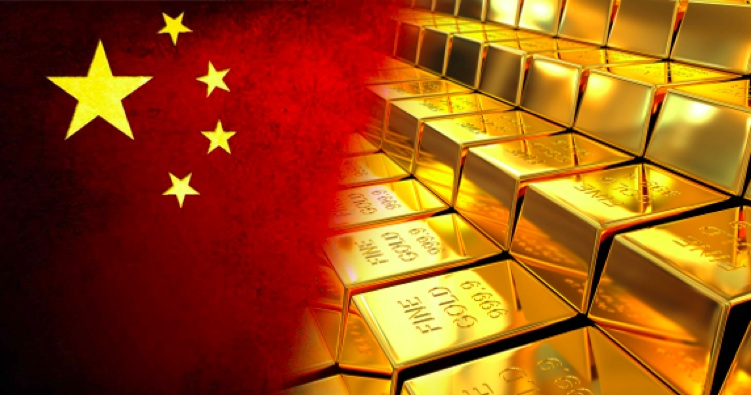 King World News - Richard Russell - China To Reveal The Size Of Its Massive Gold Hoard As Prices For Key Hard Assets Continue To Skyrocket