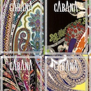Etro covers for Cabana magazine