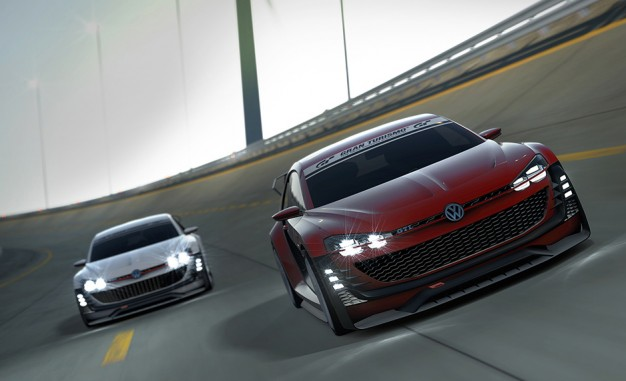 drive this crazy 503 hp awd vw gti on your playstation. Black Bedroom Furniture Sets. Home Design Ideas