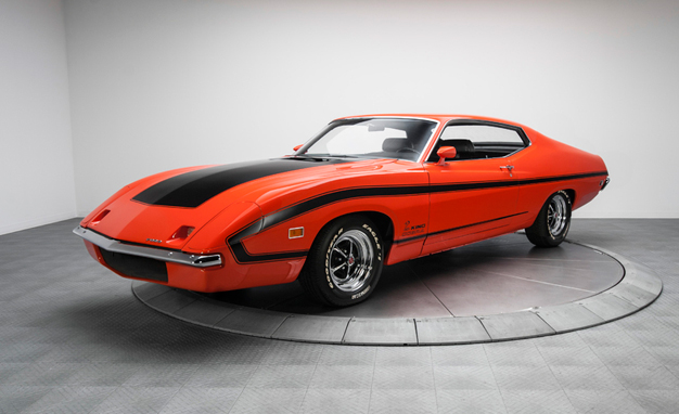 This King Of Classic Ford Muscle Cars Looks To Fetch Nearly Halfa - Ford classic cars