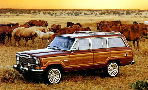 Grand Wagoneer 2018 >> Jeep Will Show The 2018 Grand Wagoneer To Dealers This Fall