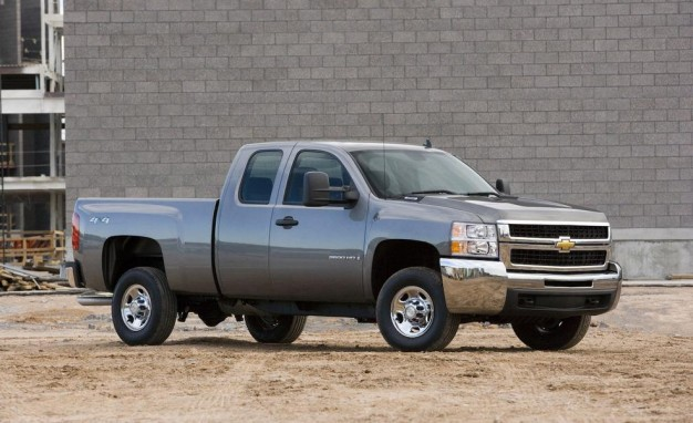 2008 Chevrolet Silverado 2500 Hd Photo 194336 S
