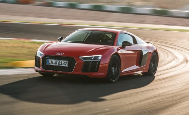 2016 Audi R8 Plus