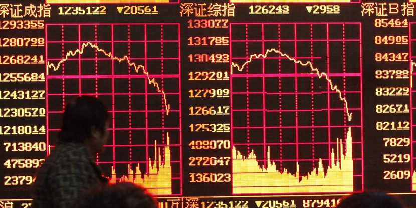 King World News - Western Propaganda Ramps Up As China's Stock Market Crash Rattles Nerves In Global Markets