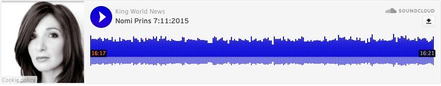 KWN Nomi Prins mp3 7:11:2015