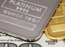 A Remarkable View Of The War In The Gold And Platinum Markets