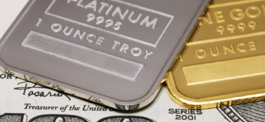 A Remarkable Look At The War In The Gold And Platinum Markets