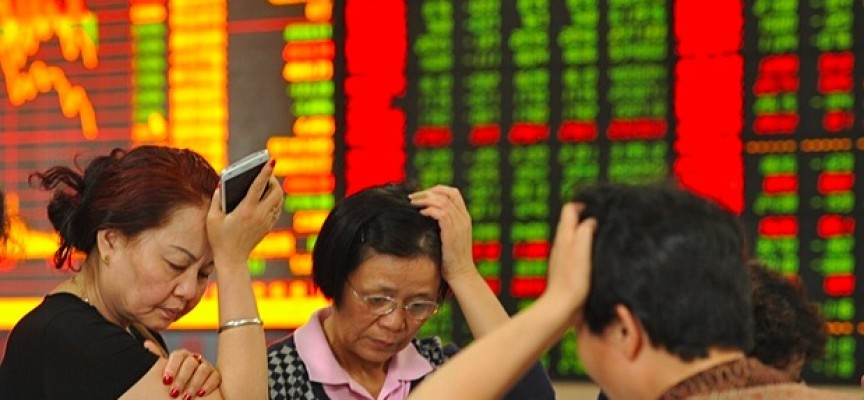 This Is How Absolutely Insane The Stock Market Crash Is In China